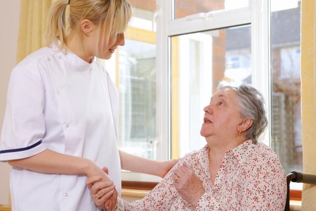 Kind Nurse